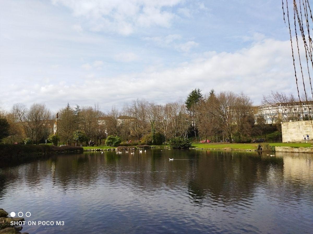 Foto lago Poco M3
