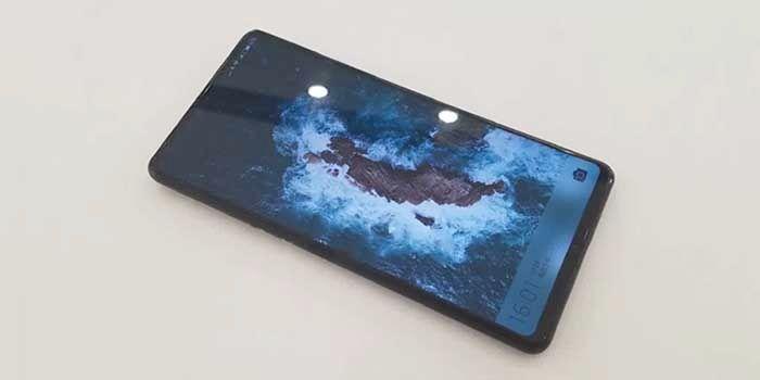 Foto real Xiaomi Mi Mix 2S