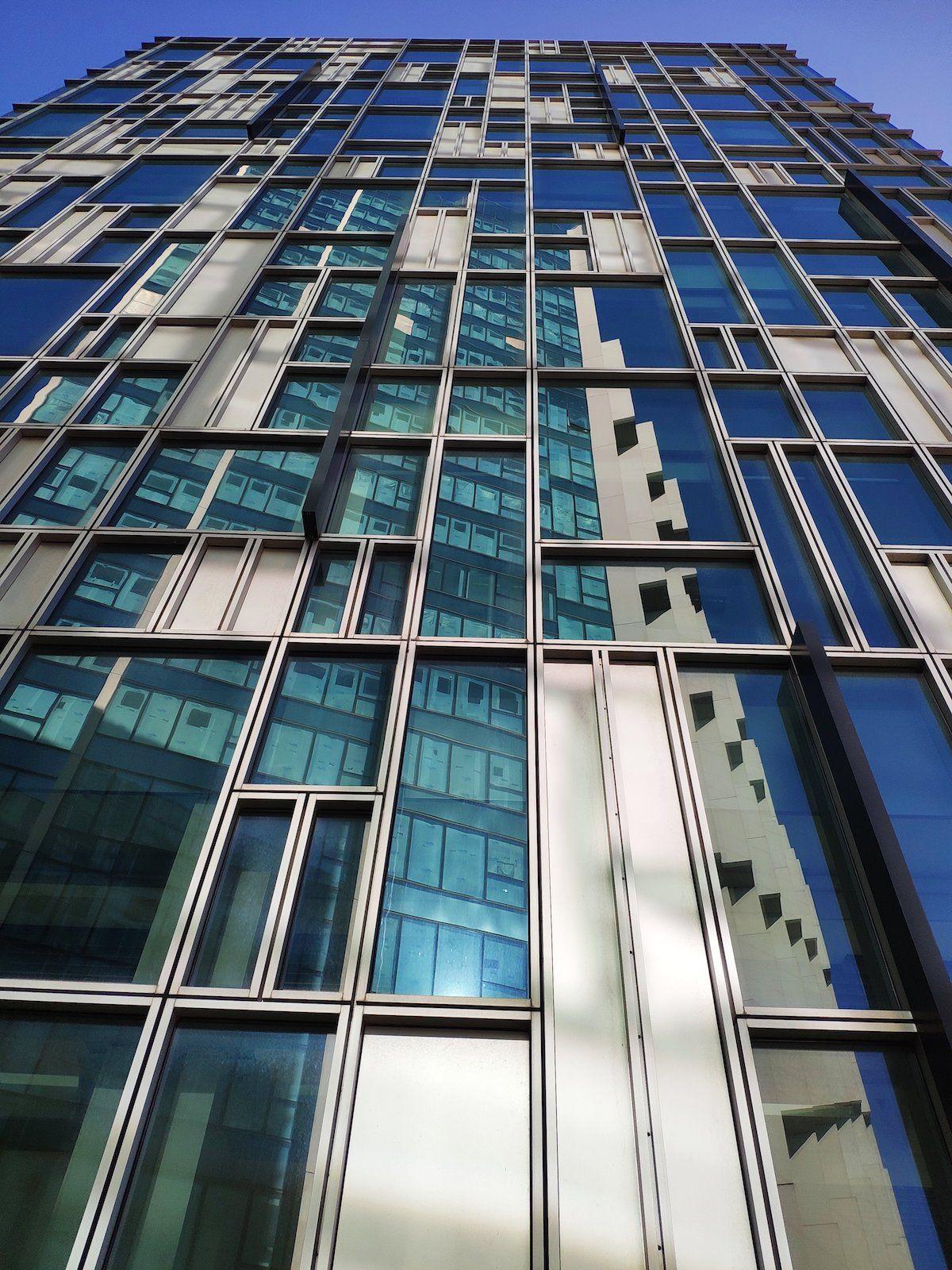 Foto vertical Mi Mix 2S