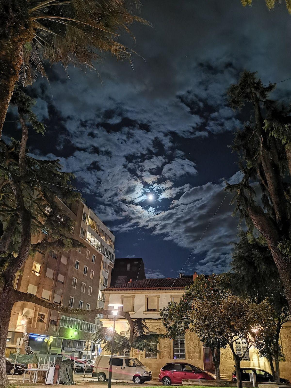 Fotos de noche con P30 Pro 5