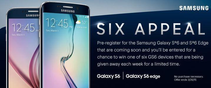 Fotos oficiales del nuevo Galaxy S6
