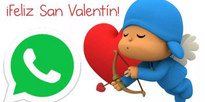 Frases Whatsapp San Valentin