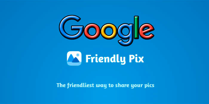 Friendly Pix el instagram de Google