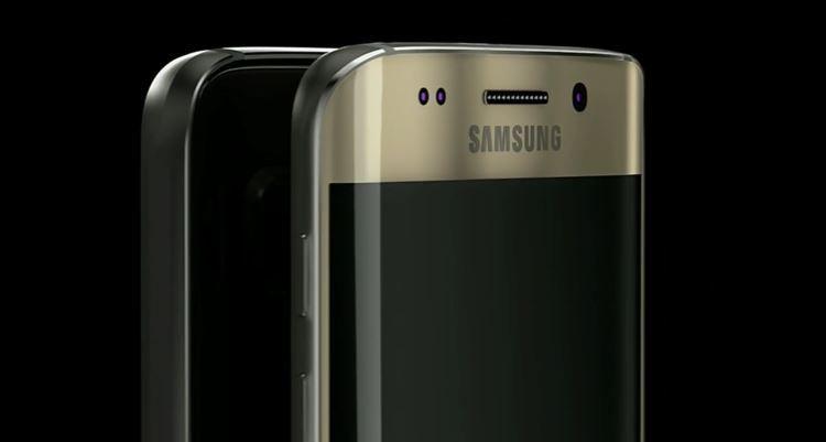 Frontal del Galaxy S6