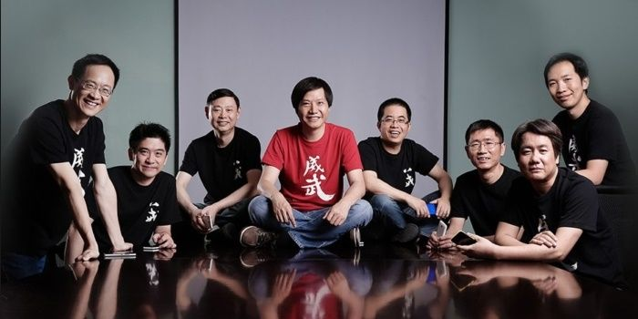 Fundadores de Xiaomi