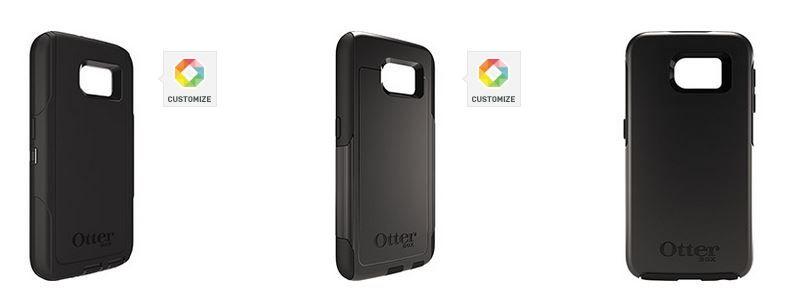 Fundas de OtterBox para el Galaxy S6