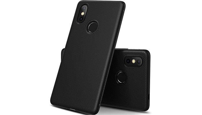 Fundas de silicona del Xiaomi Mi 8