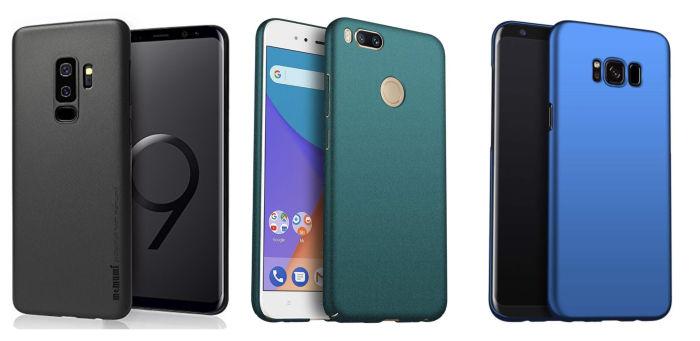 Fundas minimalistas Android