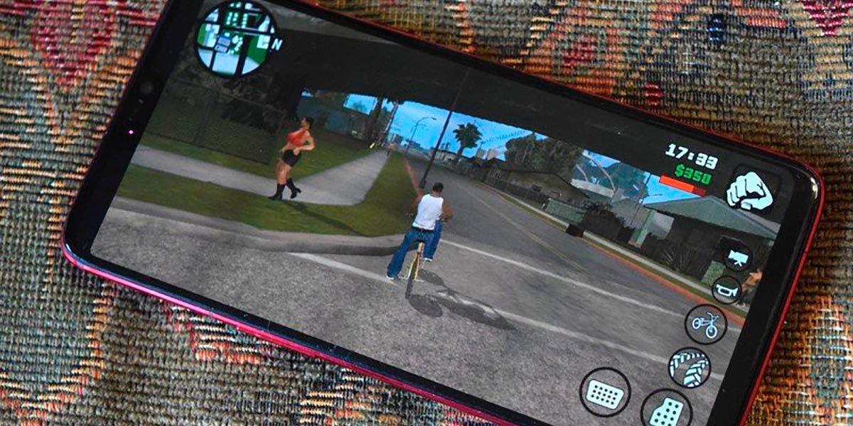 GTA San Andreas se cierra solo Android solucion