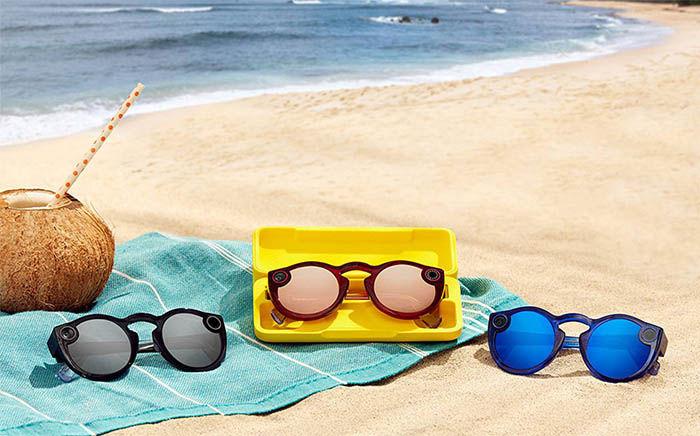 Gafas de Snapchat Spectacles V2