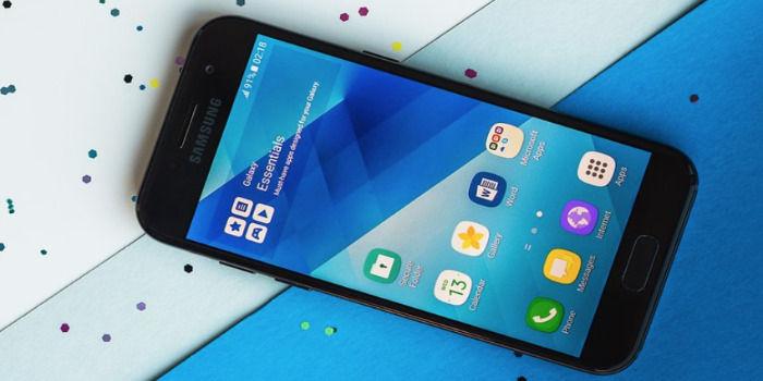 Galaxy A3 2017 Samsung