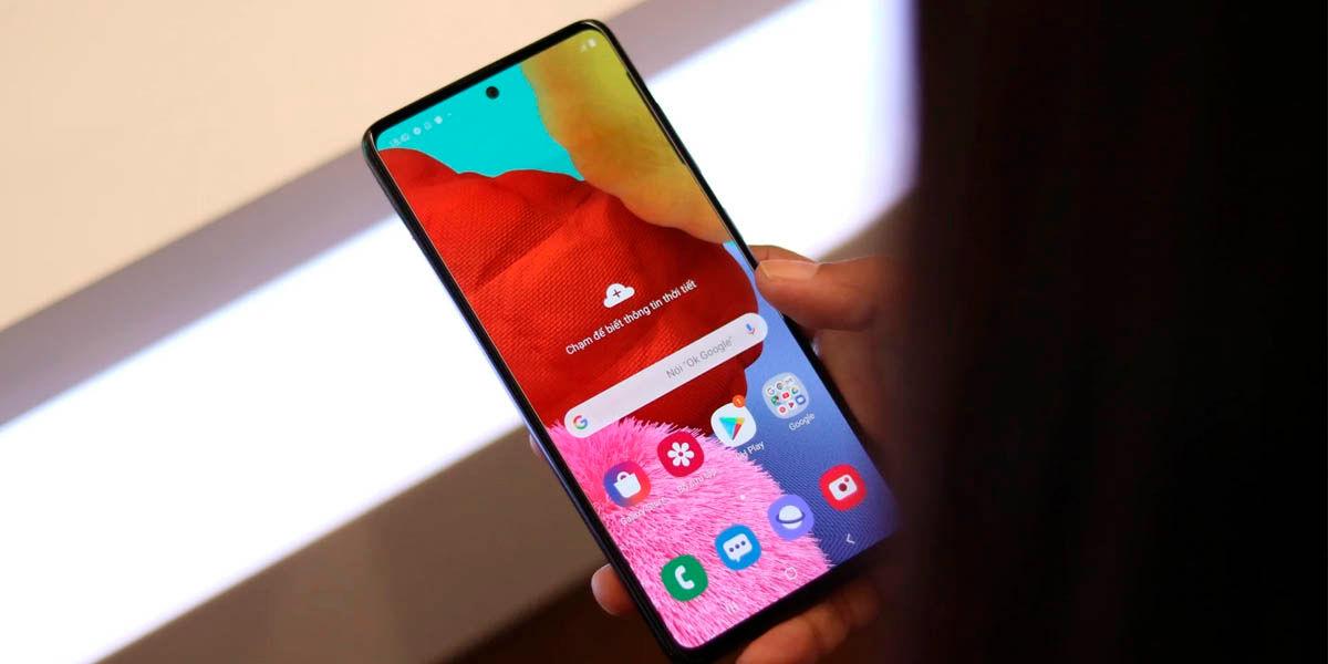 Galaxy A42 será el primer móvil con 5G asequible de Samsung