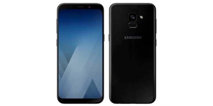 Galaxy A5 2018 diseno final