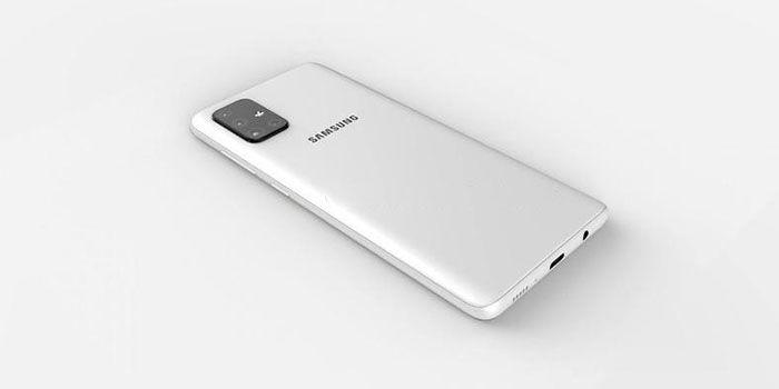 Galaxy A71 4 camaras