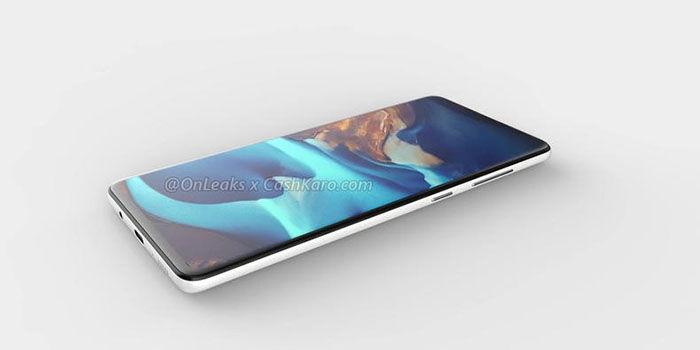 Galaxy A71 frente