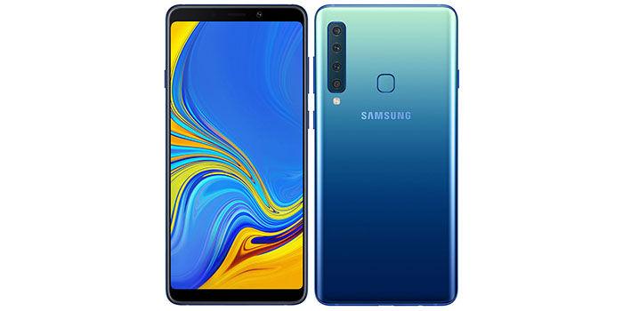 Galaxy A9 2018 azul