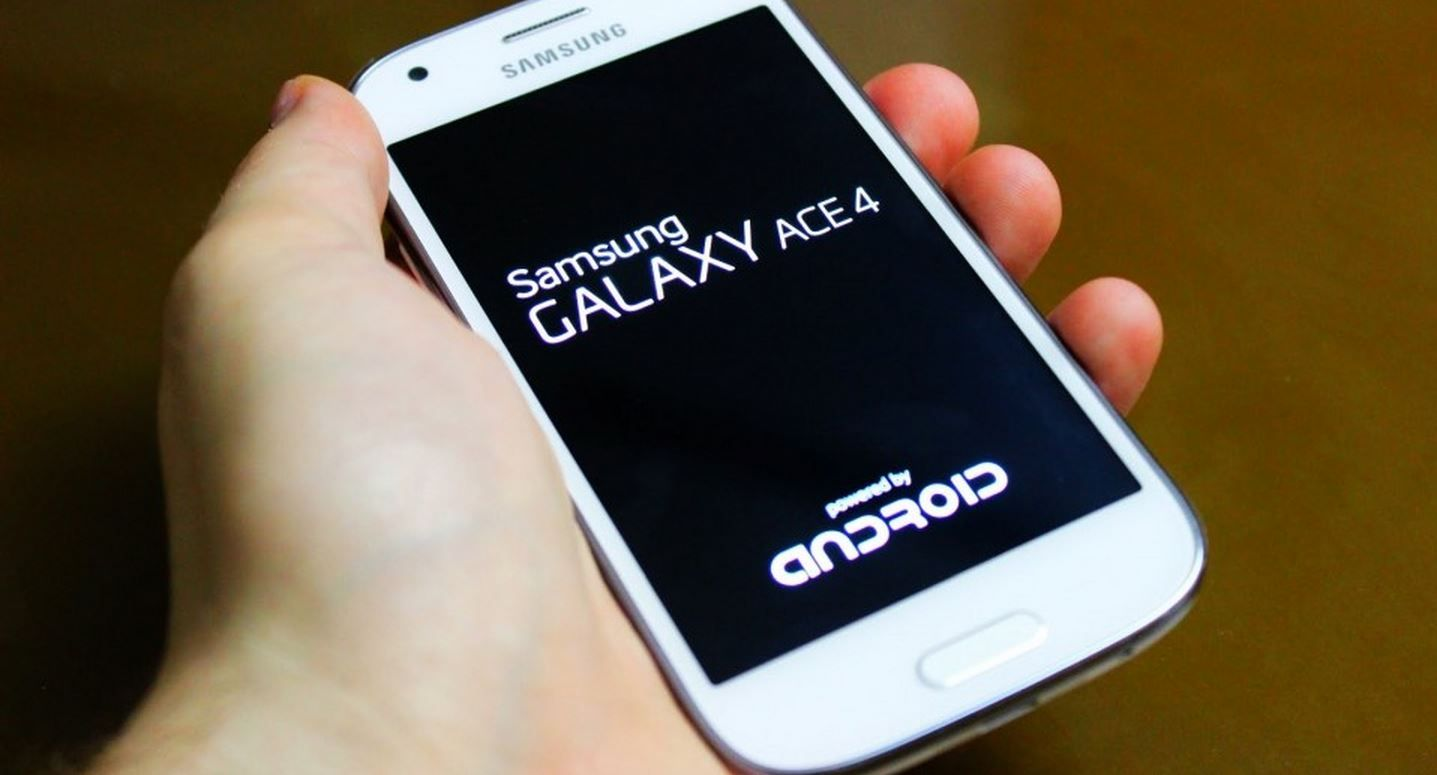 Galaxy Ace 4 Lollipop