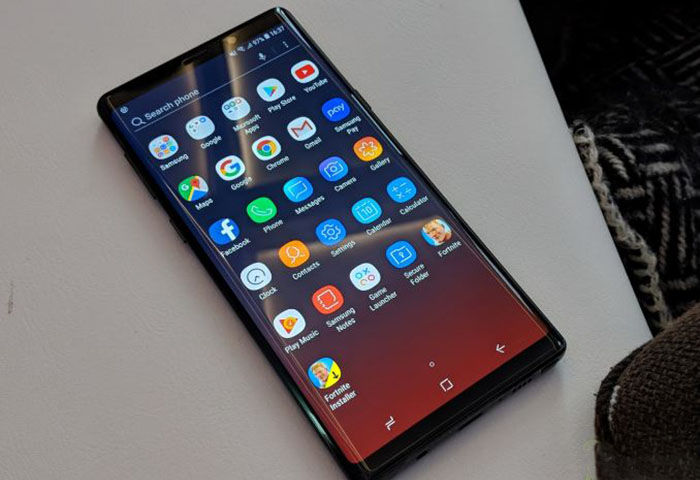 Galaxy Note 10 apps