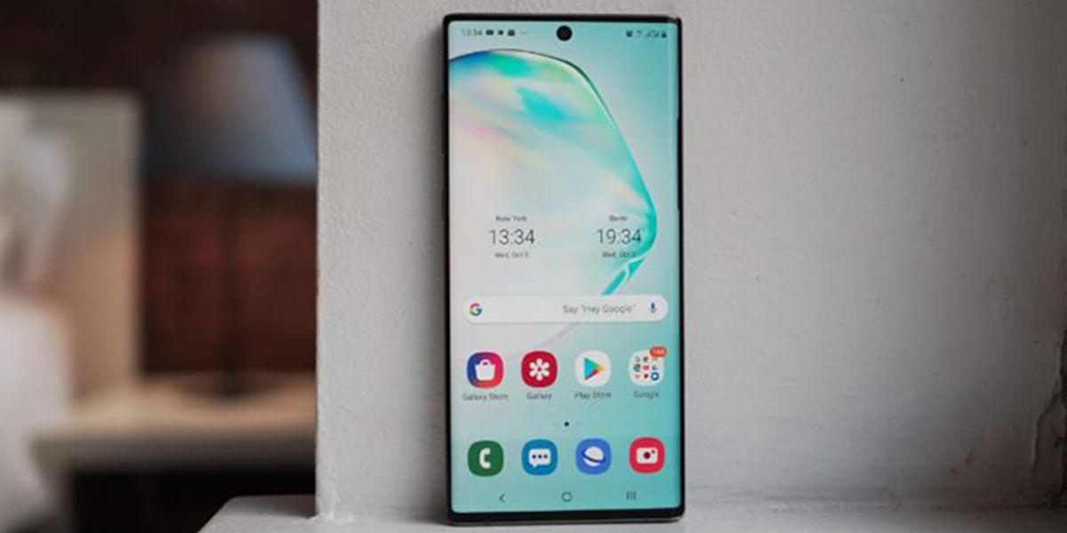 Galaxy Note 10 barato
