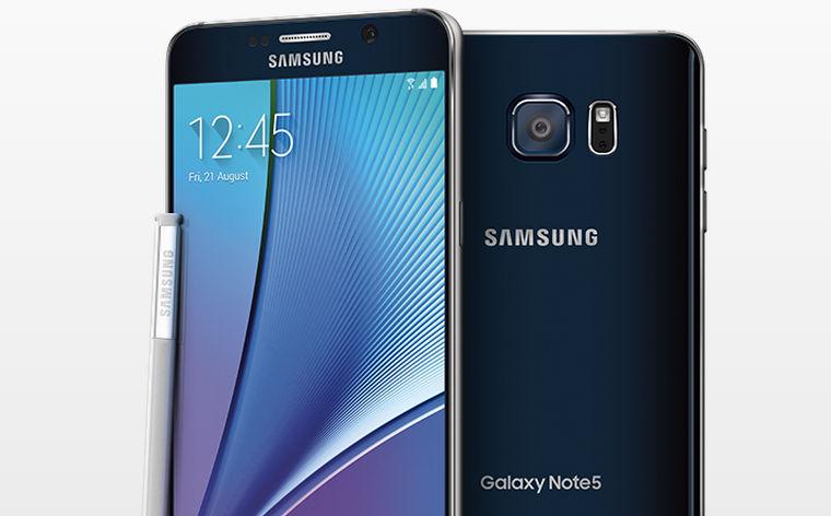Galaxy Note 5 Active resistente al agua y batería de 4.100 mAh