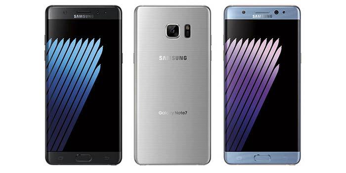 Galaxy Note 7 diseno