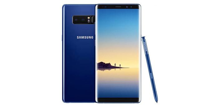 Galaxy Note 8 4 GB RAM