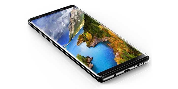 Galaxy Note 9 rumores