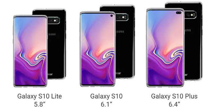 Galaxy S10 filtrado caracteristias y precio