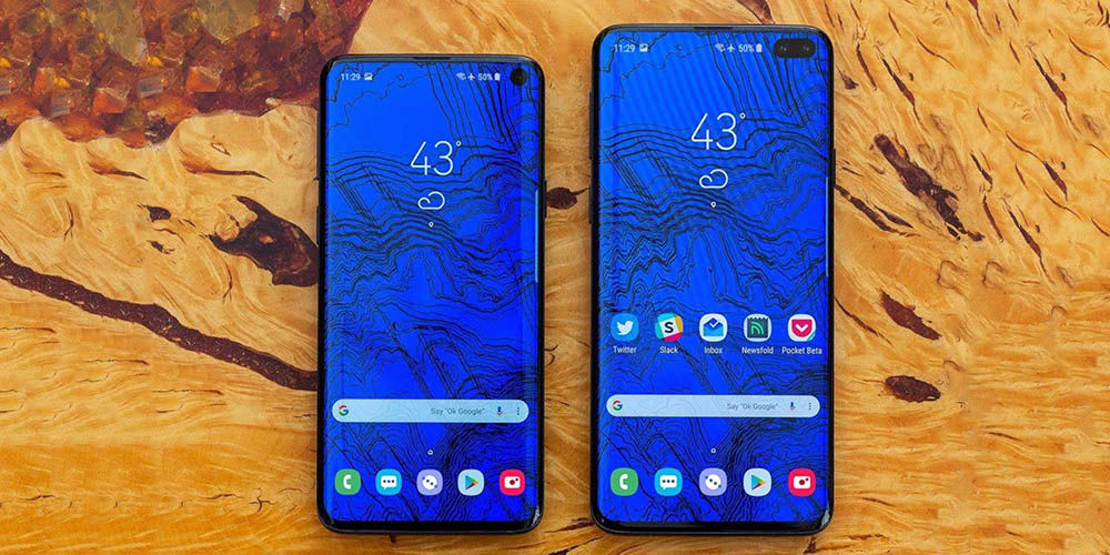 Galaxy S10 y Galaxy S10 Plus especificaciones