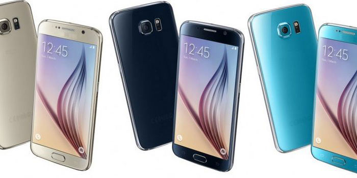 Galaxy S6 Chino