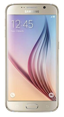 Galaxy S6 Delantera
