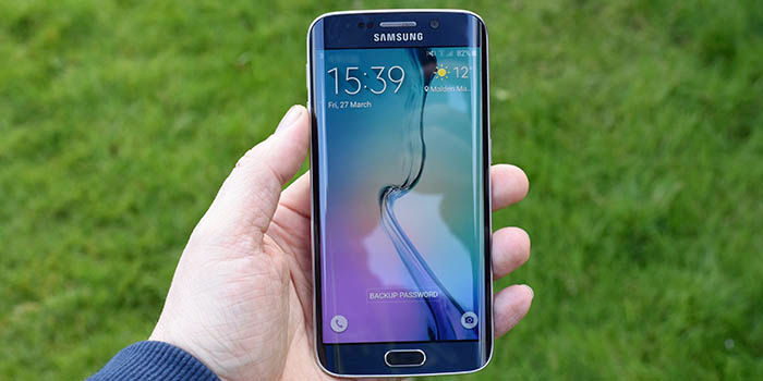 Galaxy S6 Edge Plus actualizacion nougat