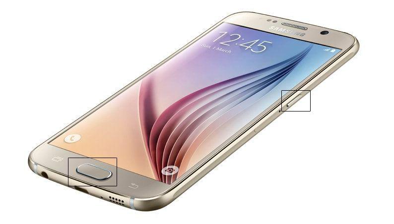 Galaxy S6 Screenshot