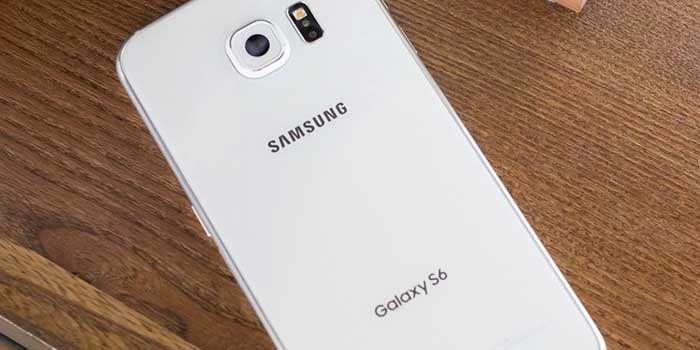 Galaxy S6 actualización Nougat