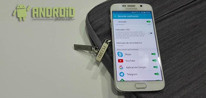 Galaxy S6 vibra solo