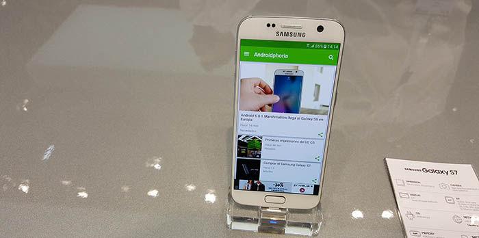 Galaxy S7 Androidphoria