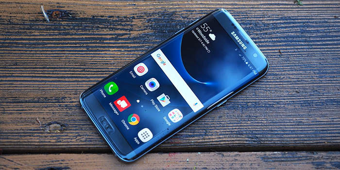 Galaxy S7 Edge Mejor movil MWC