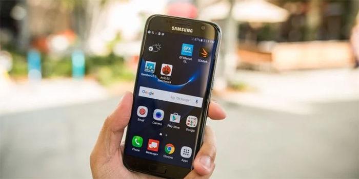 Galaxy S7 actualizacion Android Pie