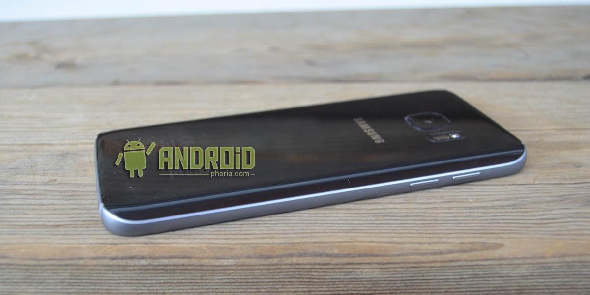 Galaxy S7 boton de volumen