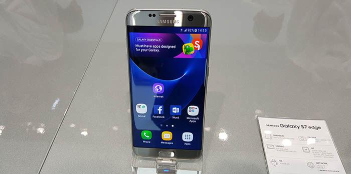 Galaxy S7 plata comprar