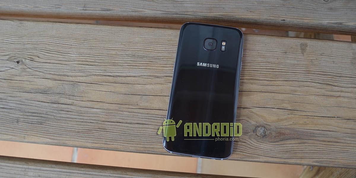 Galaxy S7 trasera