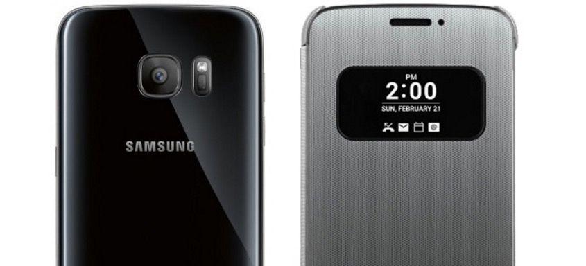 Galaxy S7 y LG G5 no pueden usar microSD como almacenamiento interno