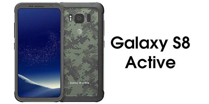 Galaxy S8 active confirmado