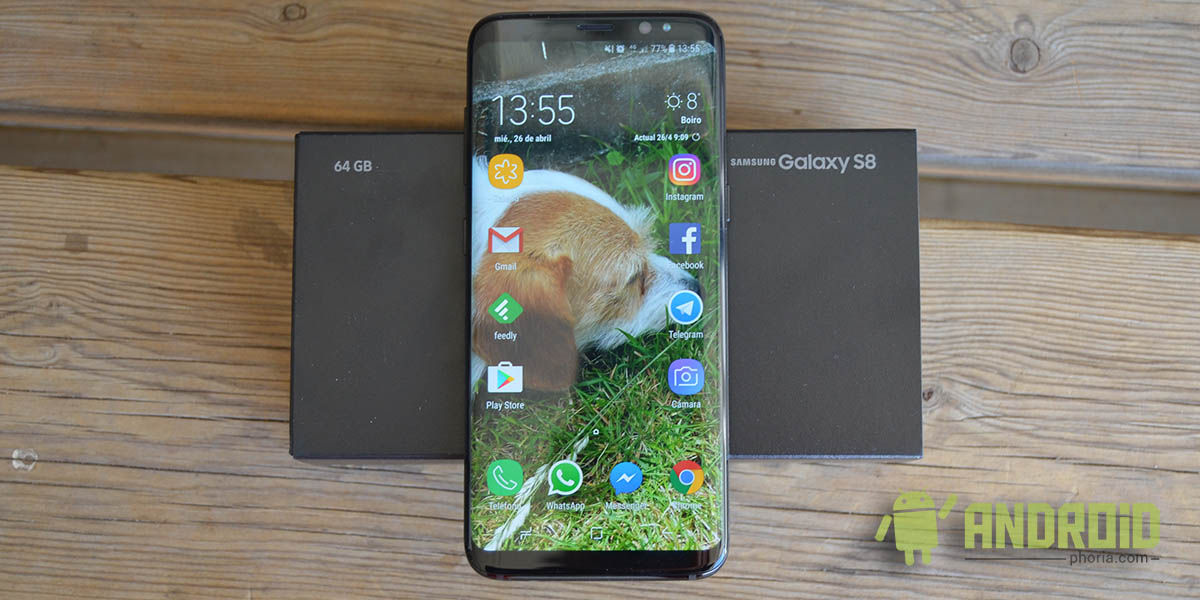 Galaxy S8 analisis