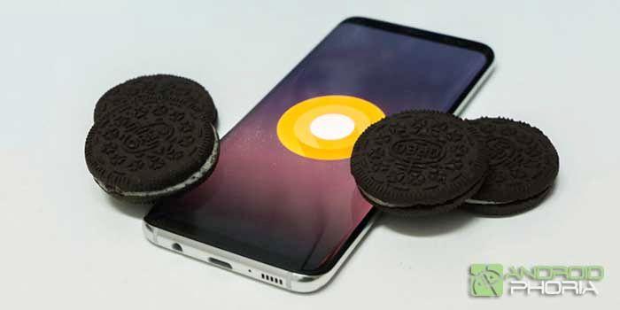 Galaxy S8 beta Oreo