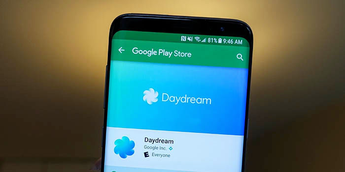 Galaxy S8 compatible DayDream