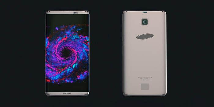 Galaxy S8 diseno