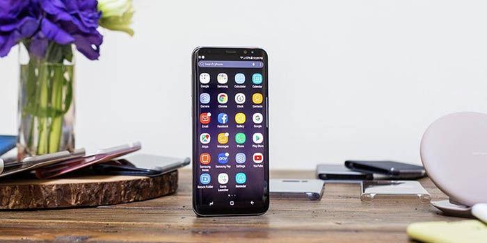 Galaxy S8 foto oficial