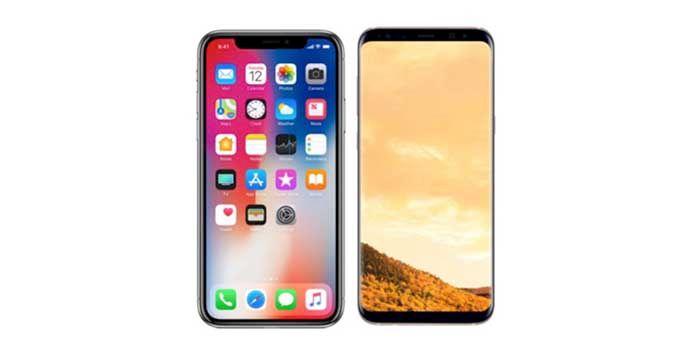 Galaxy S8 o iPhone X