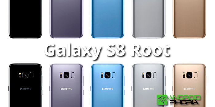Galaxy S8 root